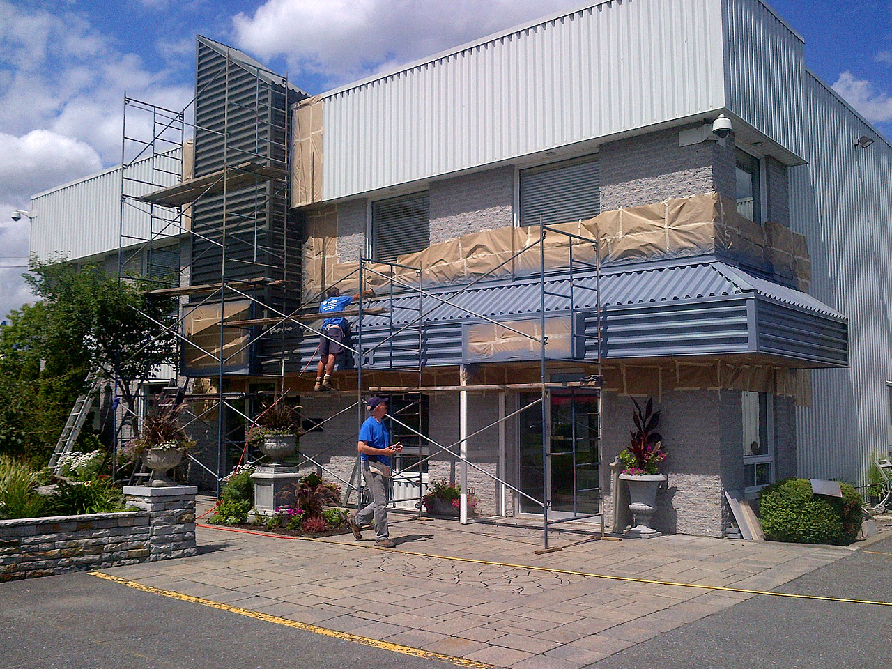 Prex_exterior_siding_ painting_montreal_laval_south_shore__commercial_gallery