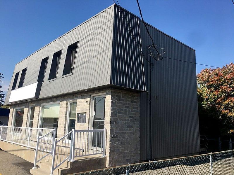 service de peinture ext rieure commercial industriel montr al laval rive sud. Black Bedroom Furniture Sets. Home Design Ideas