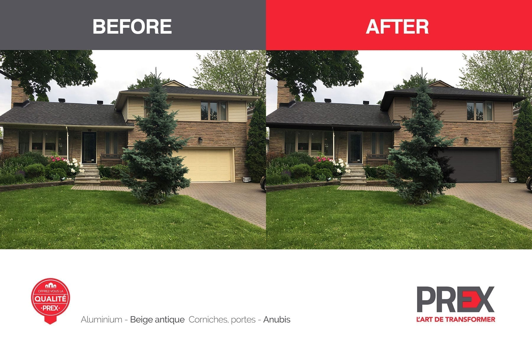 Prex | Experience Exterior House Painters | Montreal, Laval
